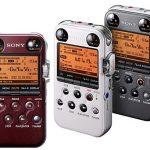 L'enregistreur Sony PCM-M10