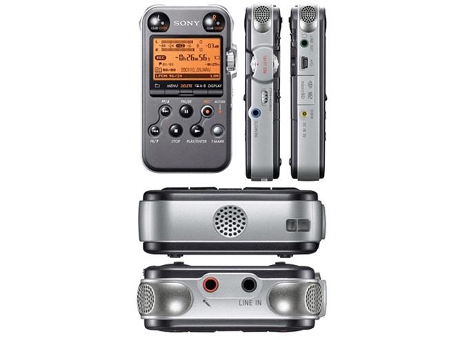 L'enregistreur numérique PCM-M10 de Sony