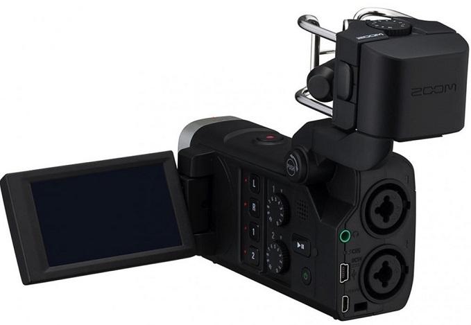 Le Zoom Q8, l'un des meilleurs enregistreurs audio et video