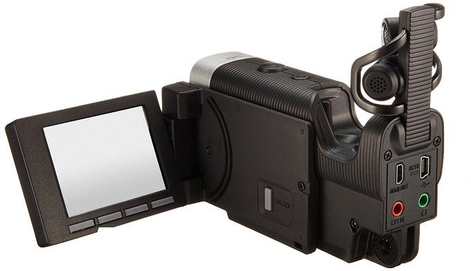 L'enregistreur audio-video Zoom Q4