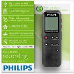 Le Philips DVT 1100, un dictaphone numérique d'entrée de gamme idéal