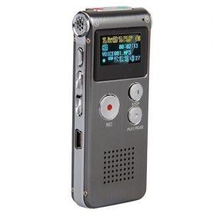 L'enregistreur numérique Sunluxy CX-14