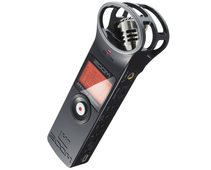 L'enregistreur Zoom H1
