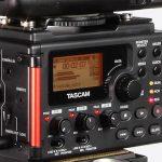 Le DR-D60mkII de chez TAscam est un enregistreur extrêmement puissant.