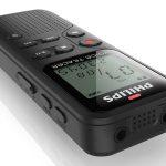 L'enregistreur numérique DVT 1100 de Philips