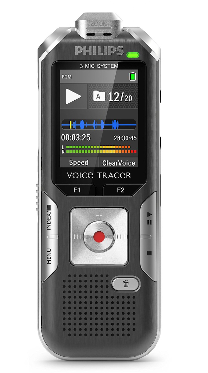 L'enregistreur numérique Philips DVT-6000