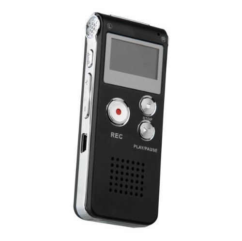 Le dictaphone IU07 de chez SOurcingmap