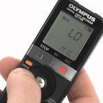 L'Olympus VN-7700 est très simple à utiliser