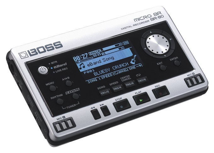 Le Boss B-80, une machine très facile à utiliser