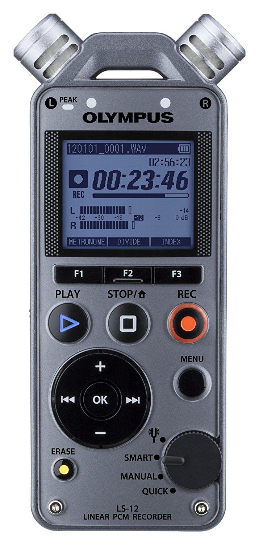 Dictaphone Olympus LS 12 PCM
